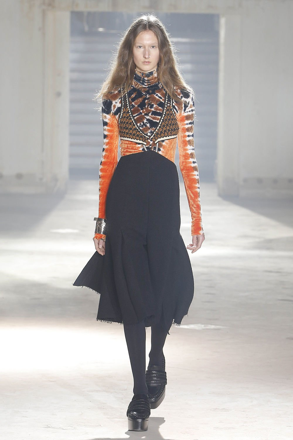 proenza schouler fall 2018 runway look 2