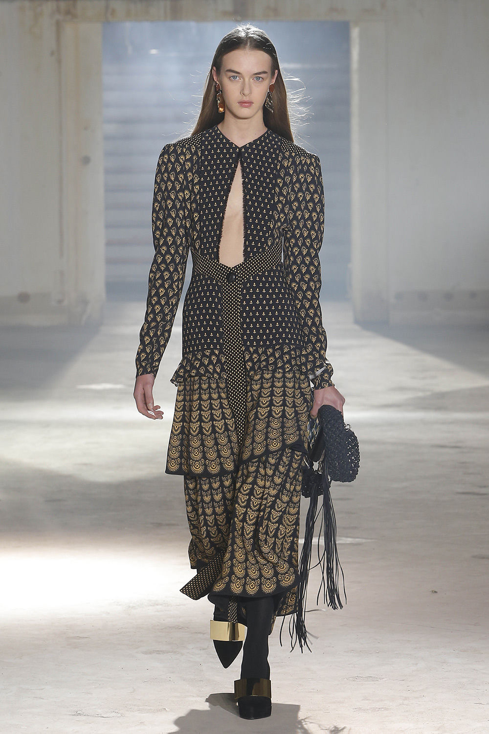 proenza schouler fall 2018 runway look 9