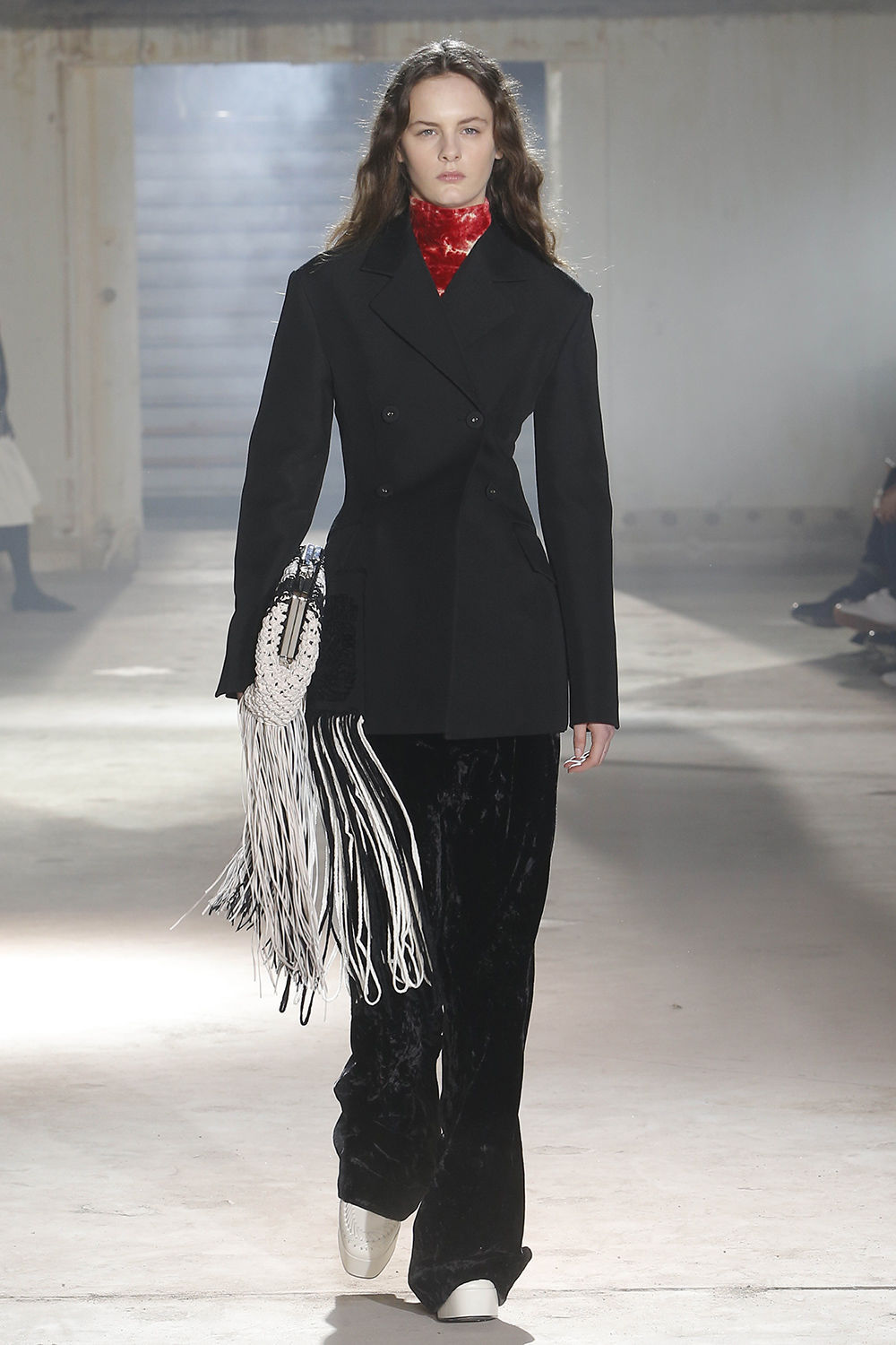 proenza schouler fall 2018 runway look 22