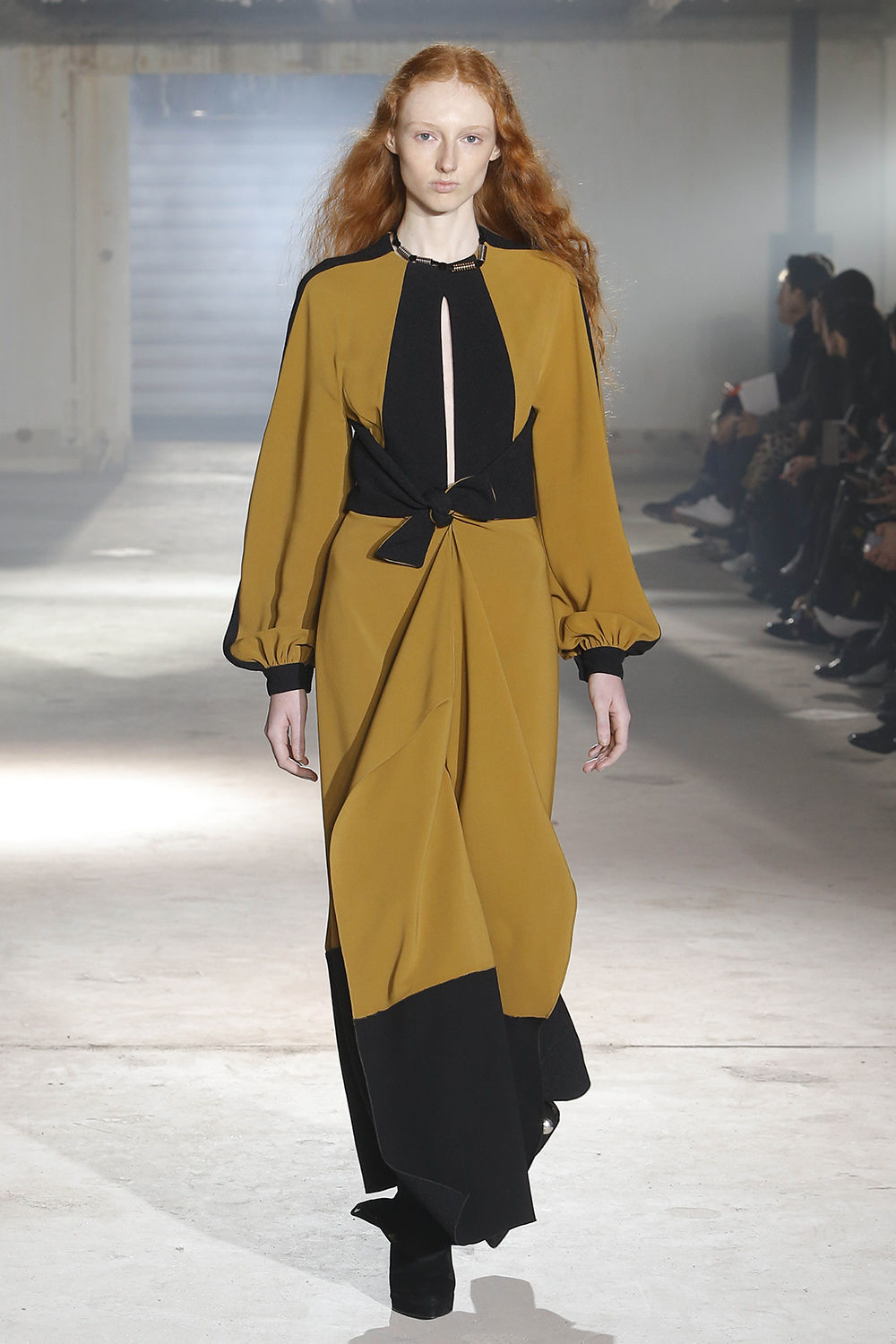 proenza schouler fall 2018 runway look 30