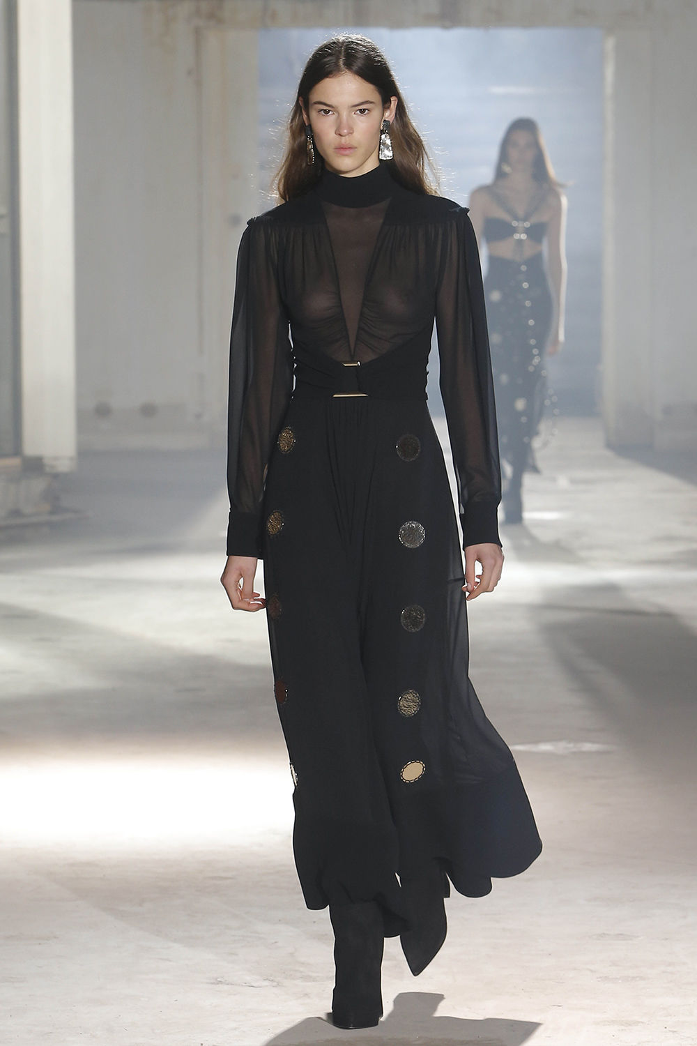 proenza schouler fall 2018 runway look 35