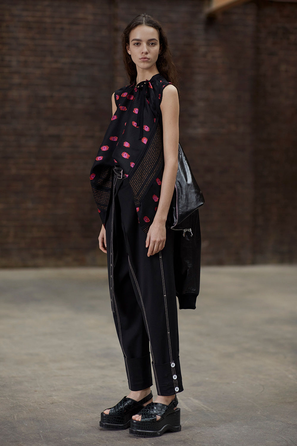 proenza schouler fall 2017 lookbook look 2