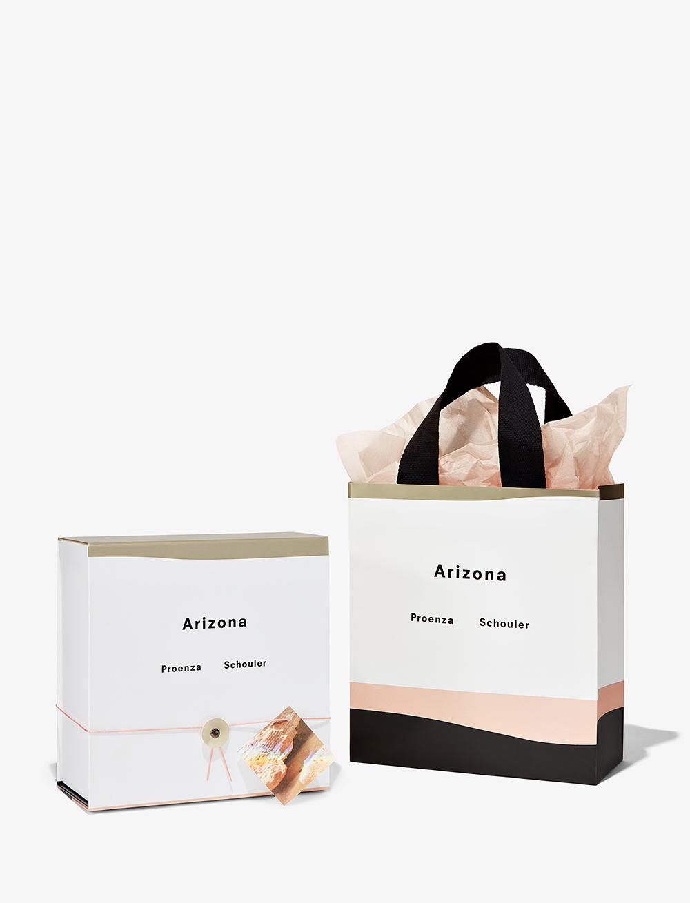 Complimentary Gift Packaging with Every Arizona Purchase through December 31, 2019.